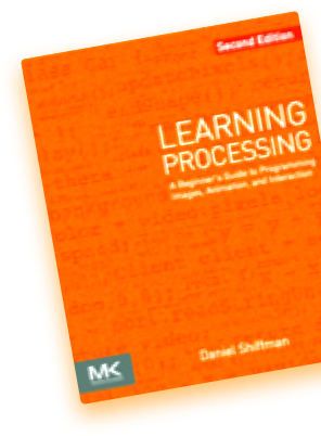 Learn Processing book